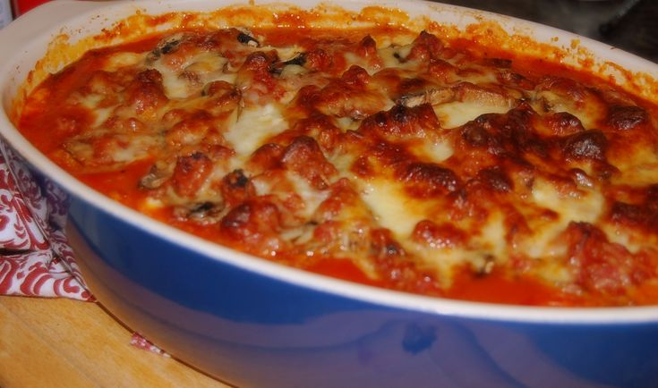 Decadent (and healthy!) Eggplant Lasagna | In Mama Steph's Kitchen