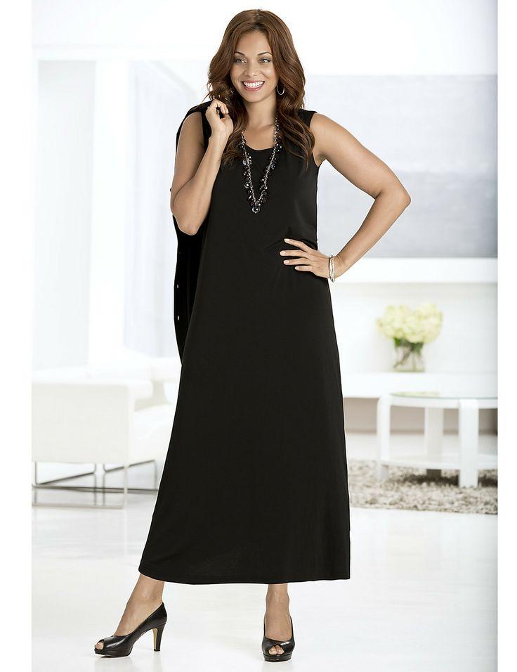 120 Best Little Black Dresses Images On Pinterest Plus Size