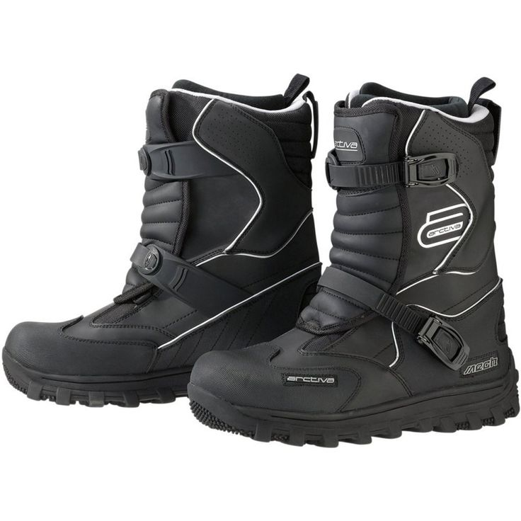 activa winter snow boots for men