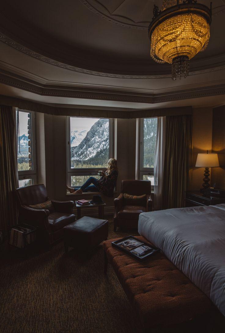 Experience the Banff Springs Hotel — Scott Bakken