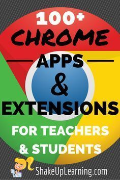 160+ Chrome Apps and Extensions for Teachers and Students #chrome #extensions #teachers #schuler,