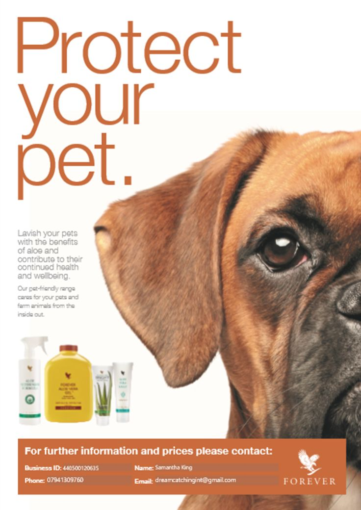 PROTECT YOUR PET Lavish you pets with the benefits of aloe and contribute to their continued health and wellbeing. Our pet-friendly range cares for your pets and farm animals from the inside out.