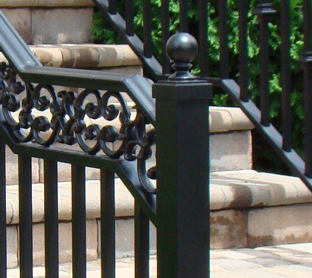 156 best aluminum rail ideas images on pinterest banisters home