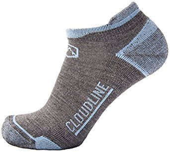Premium merino wool means you won't have any blisters, even after long runs. Moisture wicking means your feet stay cool and dry. Here at Cloudline we have the freshest feet in America. Treat your feet to a pair of CloudLine premium merino wool no show tab running socks today.
