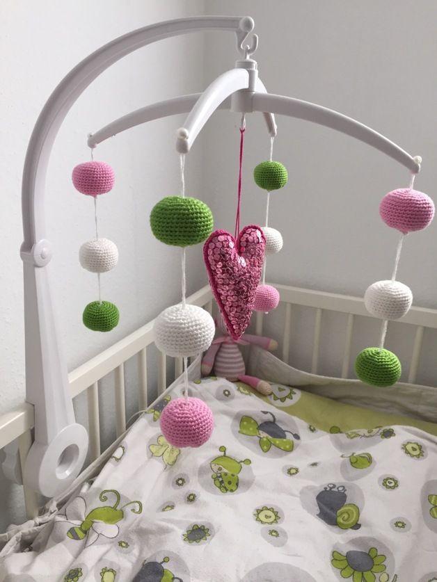 25 einzigartige mobile babybett ideen auf pinterest baby mobile selber basteln anleitung. Black Bedroom Furniture Sets. Home Design Ideas
