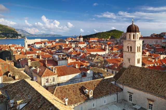 (© Jan Wlodarczyk / Alamy) Where To Go In August: Croatia (With 11 hours of sunshine a day in August, Croatia has to be top of the list for cheapEuropean sun holidays. The country has become a favourite tourist destination among Brits in recent years, but with miles of coastline, you'll always be able to escape the crowds. During August you can expect highs of 29 degrees.)