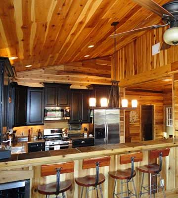 Barndominium Kitchen Photo Barndominiums Pinterest