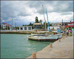 Corozal Town area - Corozal District, Belize