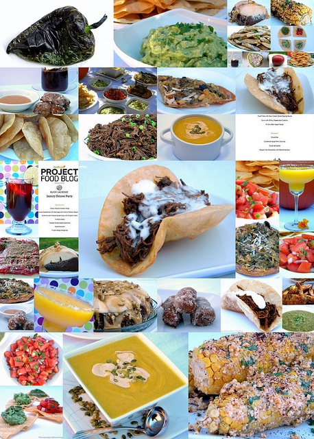 15 best recipes to cook images on pinterest dinner parties mexican inspired menu with recipes forumfinder Choice Image