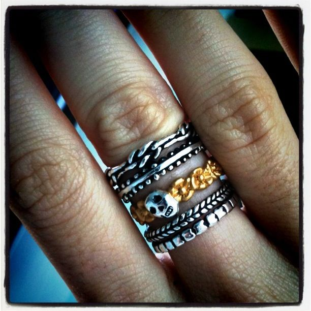 174 best Stackable Rings images on Pinterest Stackable rings