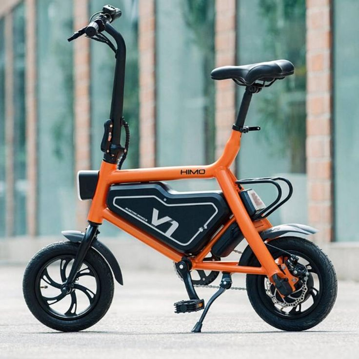Xiaomi Himo V1 Folding Electric Bike Moped Electric Scooters