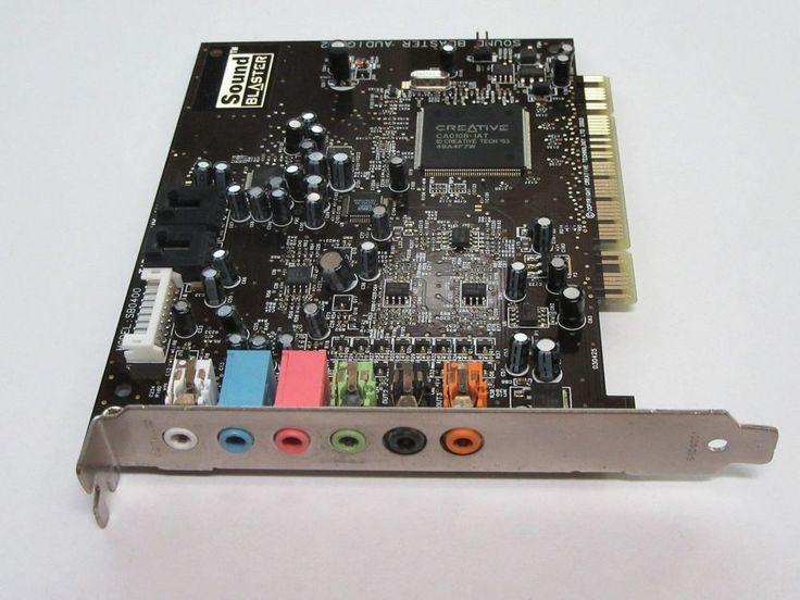 Scheda Audio Creative Sound Blaster Audigy 2