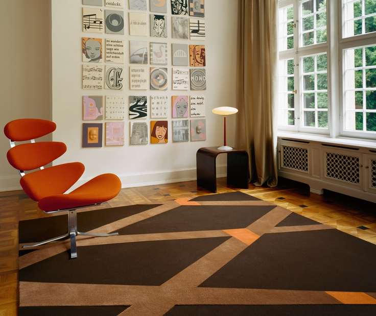 Lana F Map Designvloerkleden van JAB ANSTOETZ, te koop bij Eurlings Interieurs http://www.eurlingsinterieurs.nl/ https://www.facebook.com/eurlingsinterieurs