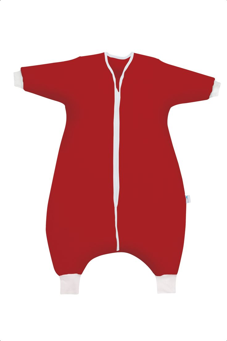 Super soft and bright our Long Sleeve Sleeping Bag with Feet in plain red, offers real quality as well as fantastic value for money! It also looks absolutely gorgeous with our name embroidery service, making it the perfect gift for Christmas, birthdays, and other special occasions.
