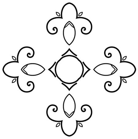 free bead embroidery patterns | These are for non commercial use and I ask you to attribute the work ...