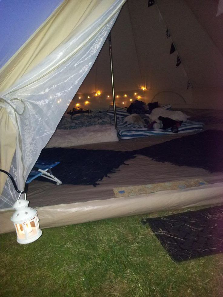 Karma Canvas bell tent blue interior & 49 best Our Family Bell Tent Camping/Glamping! images on Pinterest ...