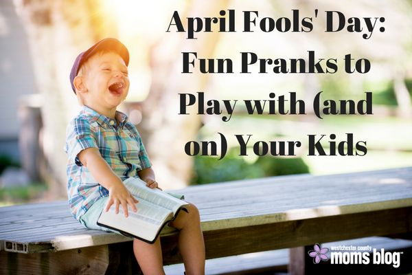 April Fools' Day is one of my favorite days. It's a free pass to play jokes, be silly and creative, and laugh along with your friends and family.