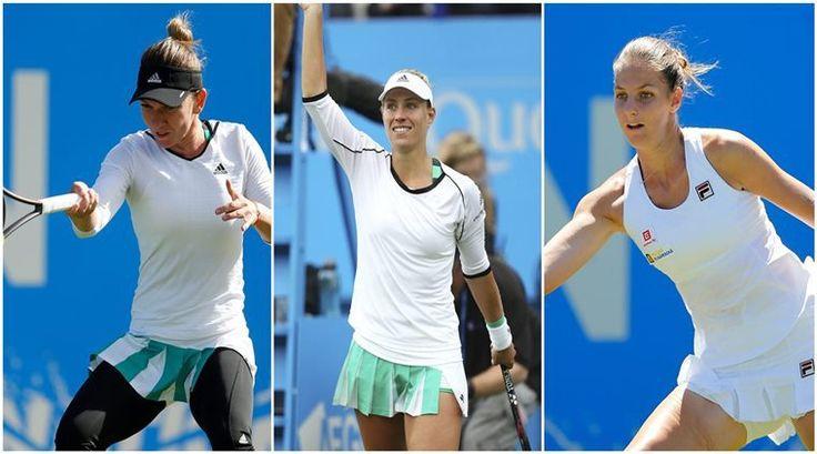 Wimbledon 2017: Simona Halep, Karolina Pliskova go after Angelique Kerber's World No 1 ranking http://indianews23.com/blog/wimbledon-2017-simona-halep-karolina-pliskova-go-after-angelique-kerbers-world-no-1-ranking/
