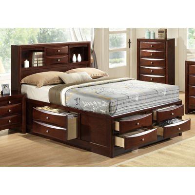Picket House FurnishingsEmily Wood Storage Bed $920