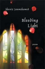 Bleeding Light is a collection of poems in ghazal form that traces the steps of a woman's journey through night. She knows that in order to witness dawn, she has to travel through dusk first. Bleeding Light is fraught with opposing, stark and often violent imagery heavily influenced by Sufi philosophy.  #ebook #poetry