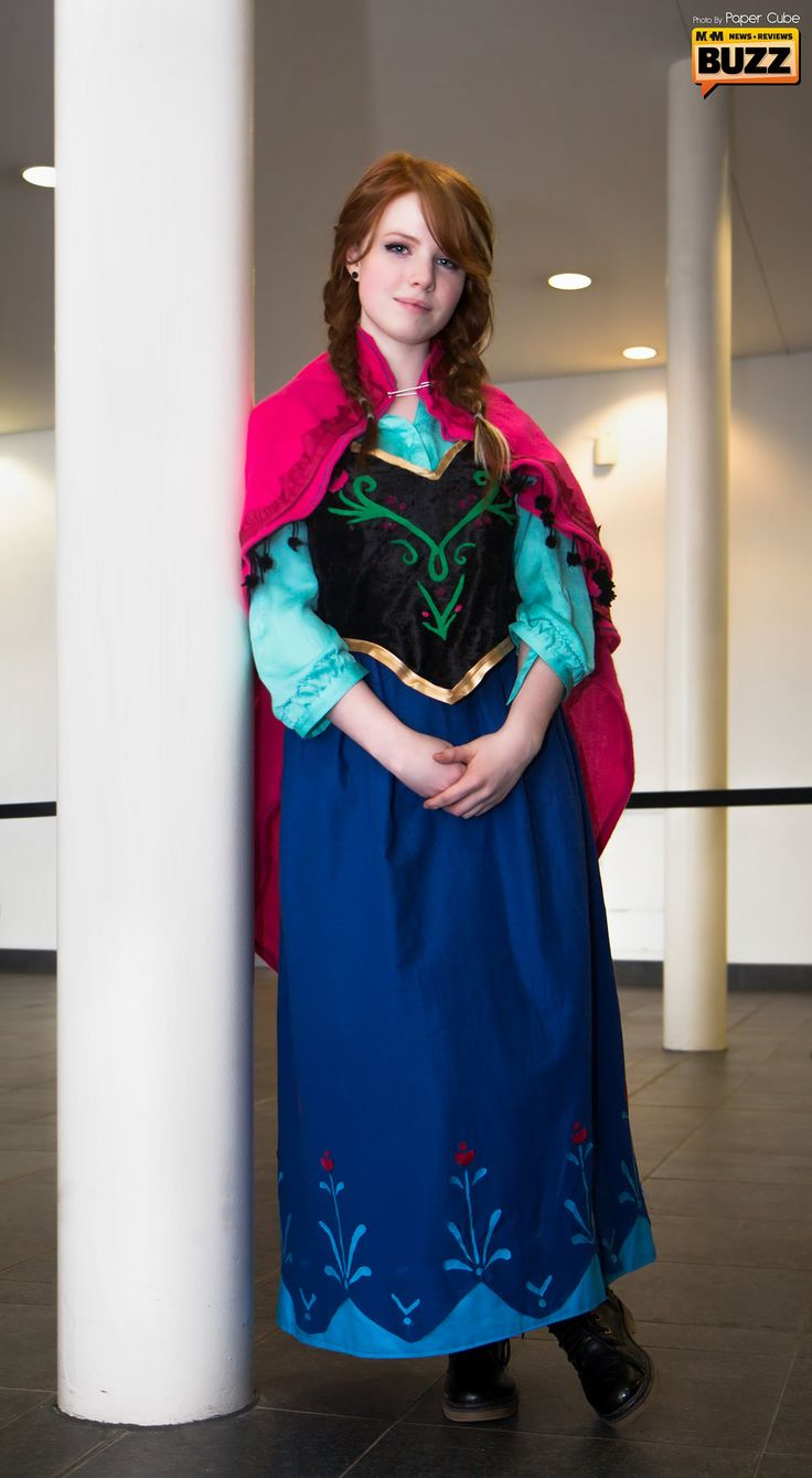 Anna of Arendelle - Frozen #cosplay  sc 1 st  Pinterest & The 305 best Costumes/Halloween/Cosplay images on Pinterest ...