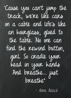 breathe 2 am lyrics - Google Search