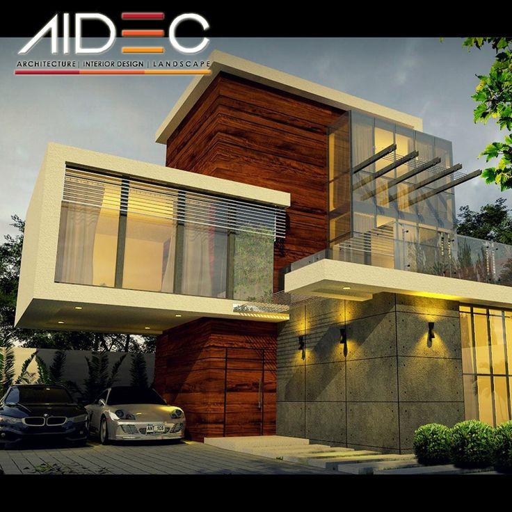 Residence Villa | Modern Design | Al Ain | UAE  #aidec #villa #residence #privatevilla #private #uae #alain #design #modern #moderndesign #minimalist #glass #architecture  فيلا سكنية / طراز موديرن / العين / الإمارات #فيلا #سكنية #خاصة #الإمارات #العين #تصميم #موديرن #تصميم_حديث #اقتصادية #تكلفة_أقل #واجهات_زجاجية