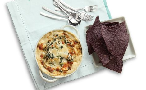Epicure Hot Spinach Dip