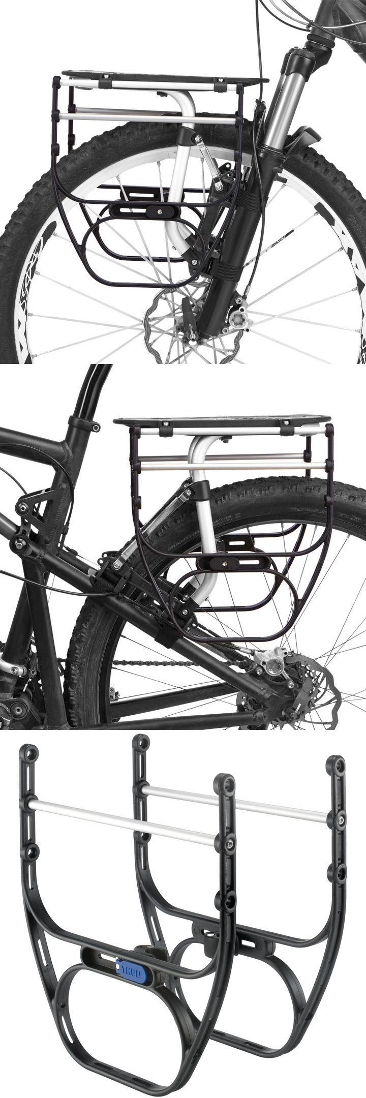Supports latéraux pour porte‑bagages Pack'n Pedal de Thule