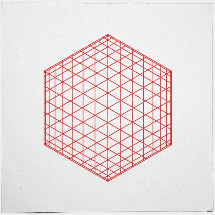 #184 Sphere/cube – A new minimal geometric composition each day