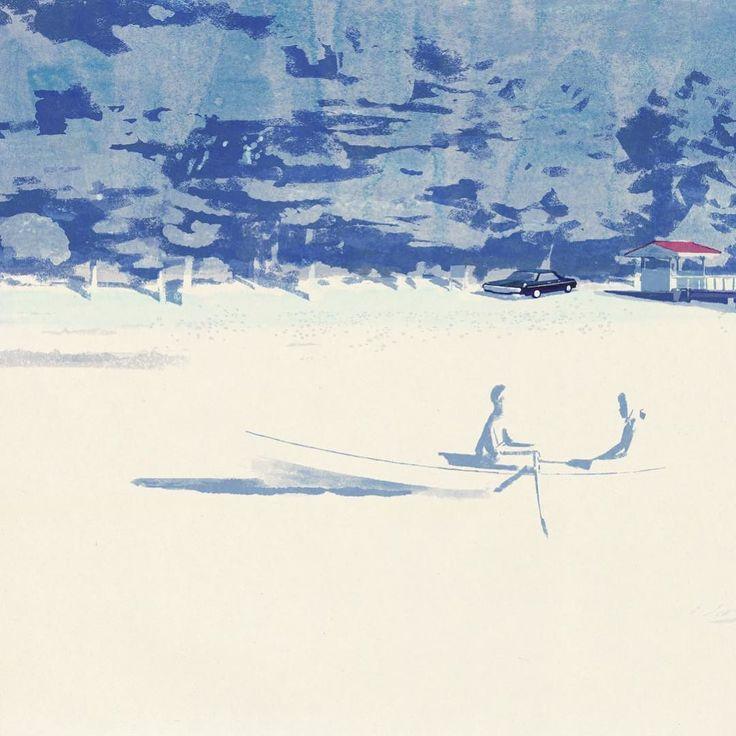 Test #illustration #painting #tatsurokiuchi #art #drawing #life #lifestyle #happy #japan #people #木内達朗 #イラスト #イラストレーション