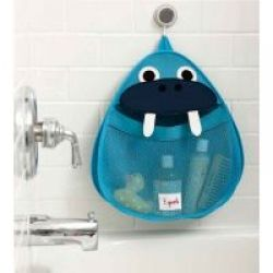 3 Sprouts Bath Storage Caddy - Walrus