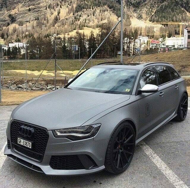 Audi RS6 Avant Review (2017) | Autocar