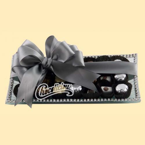 Chocolicious Chocolate Gift Basket for Hanukkah