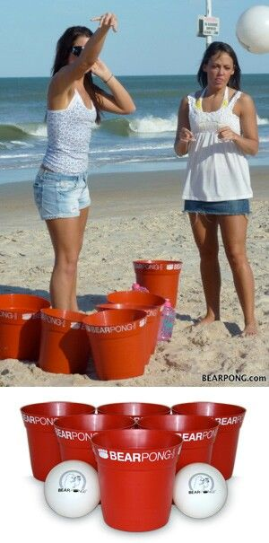 17 Best Ideas About Giant Beer Pong On Pinterest