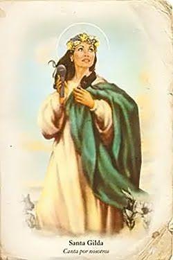 La Rueda De La Cumbia: SANTA GILDA