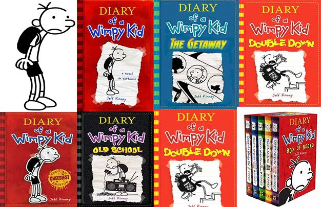 Writer of  diary of a wimpy kid Jeff Kinney is the Author ,illustrator and  Creator of the idea of the story of Diary of a wimpy kid  which came into his mind  for the first time in 1998 . Jeff Kinney was born in 1971 in Maryland and then in the early 1990's he attended the University of Maryland.   #diaryofawimpykid #diaryofawimpykidfilm #diaryofawimpykidmovie #diaryofawimpykidnovel #diaryofawimpykidstory #diaryofwimpykidlonghaul #diaryofawimpykid #GregHeffley #jeffki