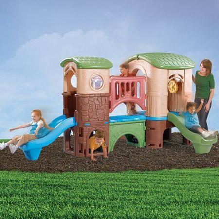 Step2 Naturally Playful Clubhouse Climber - Walmart.com
