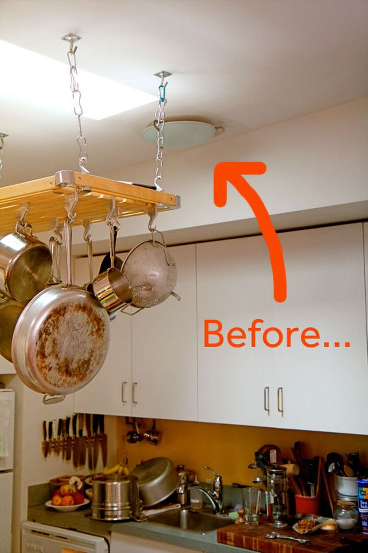 How To Install Track Lighting & Improve Your Kitchen