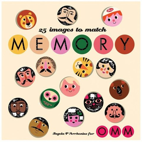 OMM Design - Memory Game Series 2