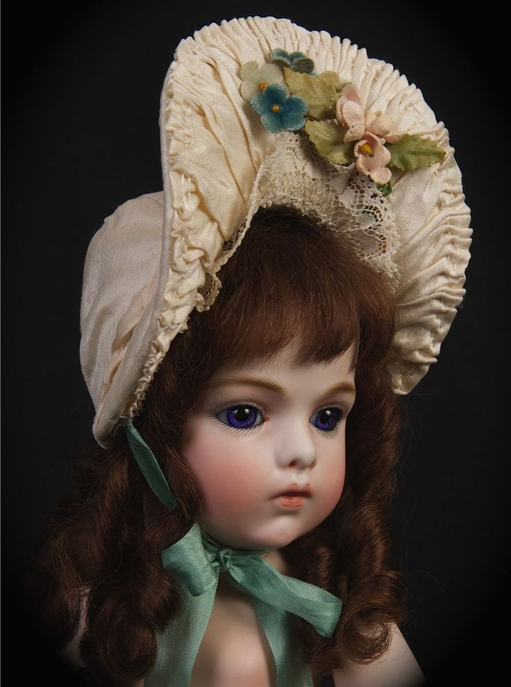 955 Best Images About Antique Reproduction Dolls On Pinterest