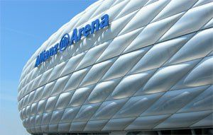 World Stadiums – Stadium Design #allianz #stadium http://australia.nef2.com/world-stadiums-stadium-design-allianz-stadium/  Construction of the Allianz Arena started after local citizens voted for the realization of a new football (soccer) stadium in one of Munich's suburbs during a referendum. The new stadium was an alternative to a possible restructuring of the existing Olympiastadion in view of the 2006 World Cup. The impressive stadium contains 66 000 seats that are distributed along…