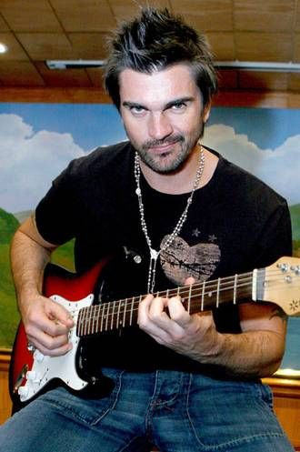 Juanes!  I love his music and the fact that he actively fights for peace in his native country, Colombia.
