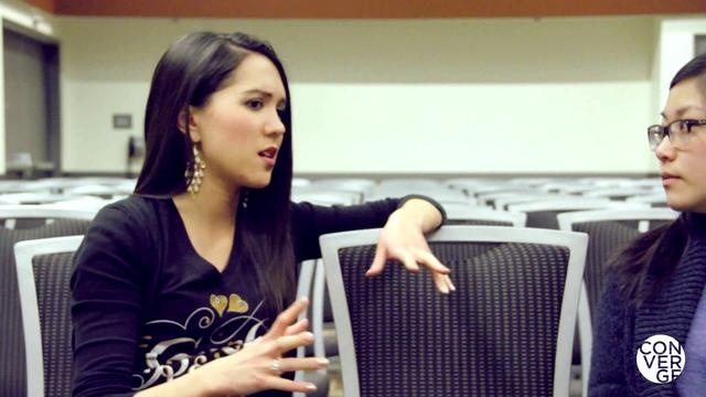 [Watch:] Converge talks with Tara Teng, Miss Canada 2011 Tara Teng at Vancouver Missions Fest 2012 #missionsfest