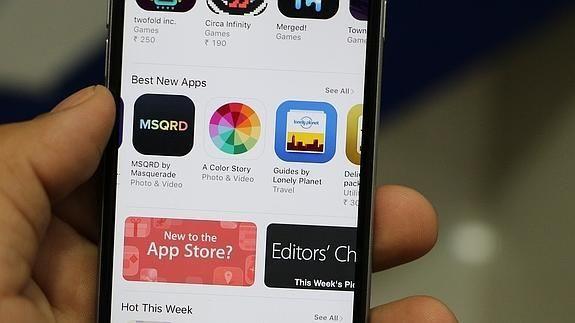 Top 5 de las apps más descargadas para móviles