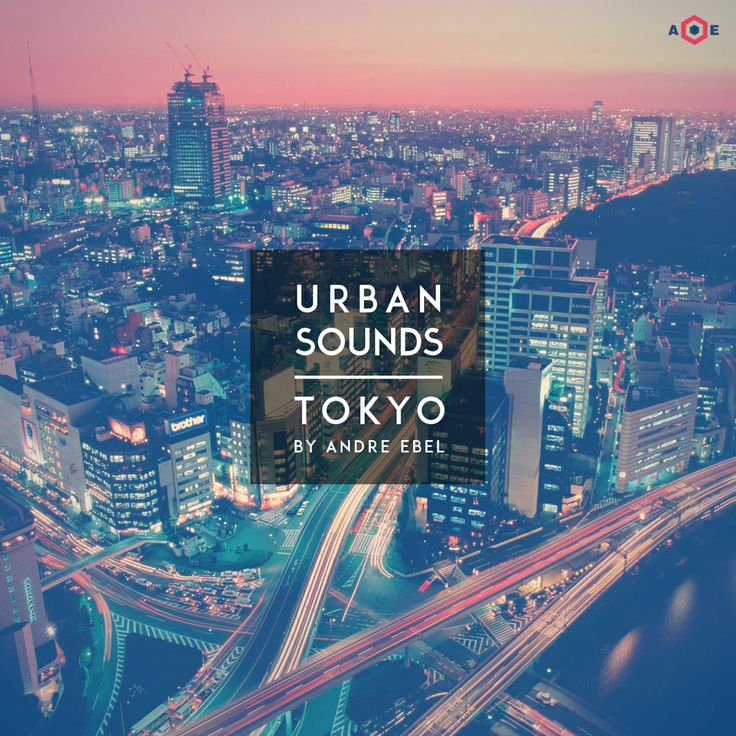 Urban Sounds CD Cover
