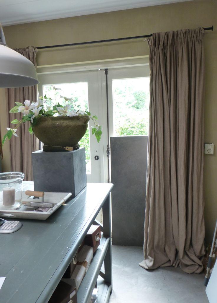 Keukengordijnen Landelijk : Prachtige gordijnen: De Potstal-Valburg. ~Nice*GJ