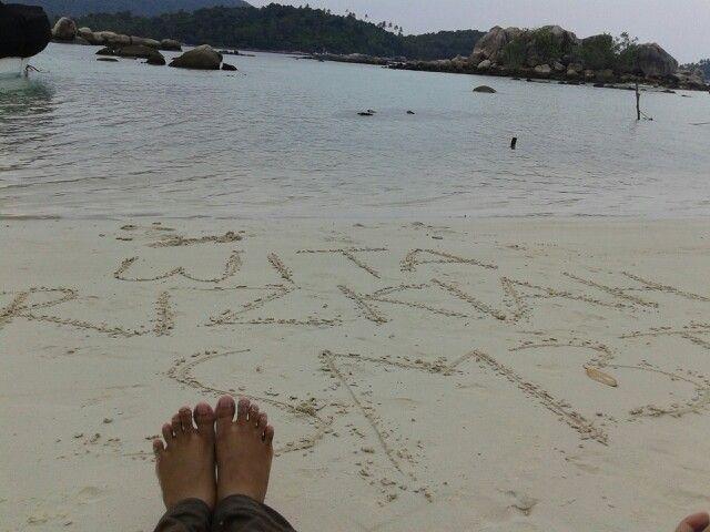 Nongkak Island, Anambas, Indonesia