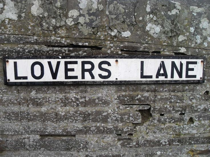 This is where Melvin and Iived right after we married...555 Lovers Lane. Never forget it!!