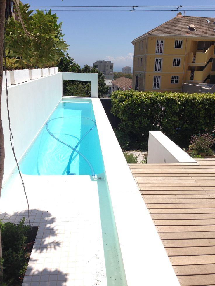 Compact swimmingpool installed by ESTABLISHMENT www.establishment.co.za